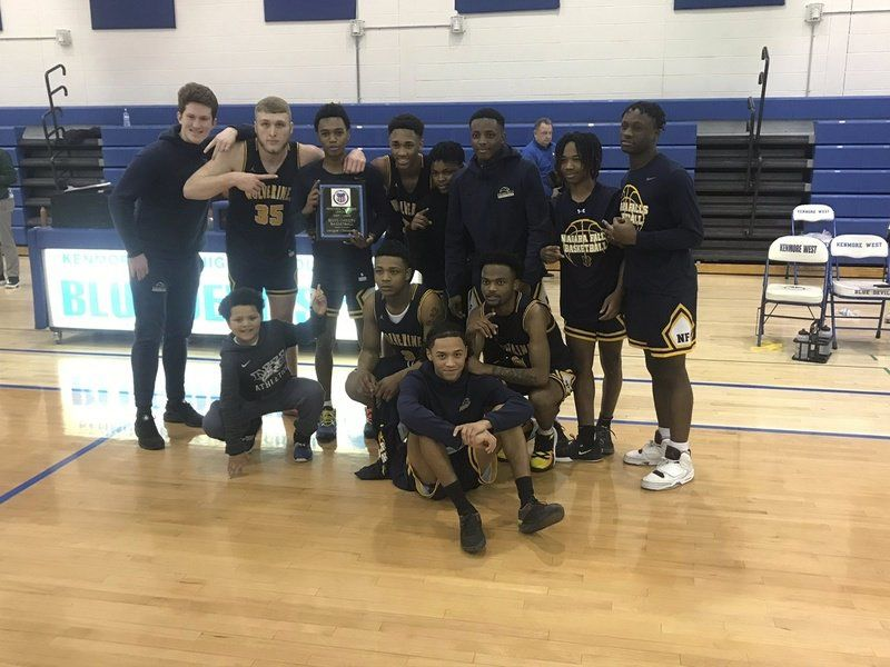 Niagara Falls' Jaemon Turner named boys basketball Player of the Year