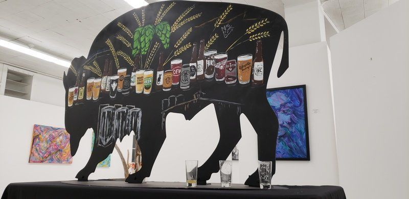 Beer Is Just The Beginning For Friday S Art Of Beer Night And Day