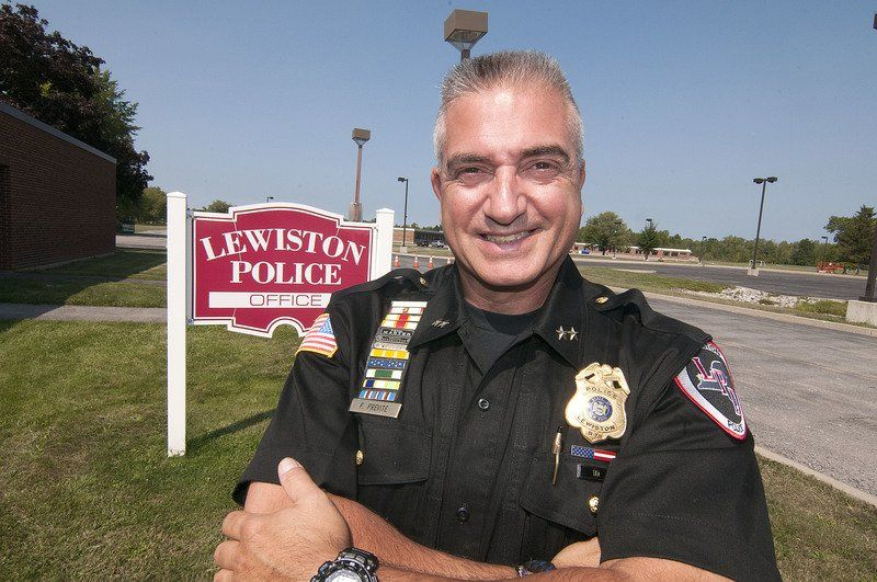 Lewiston's new top cop looking to engage the community ...