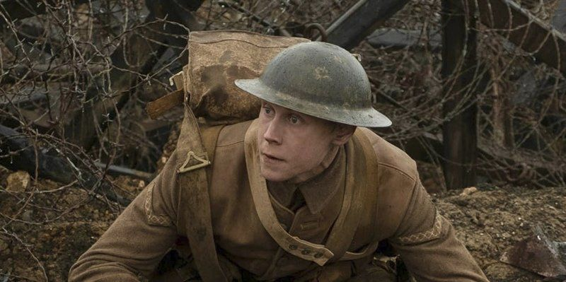 CALLERI: A need to warn at-risk soldiers sets-off a dangerous journey in '1917'
