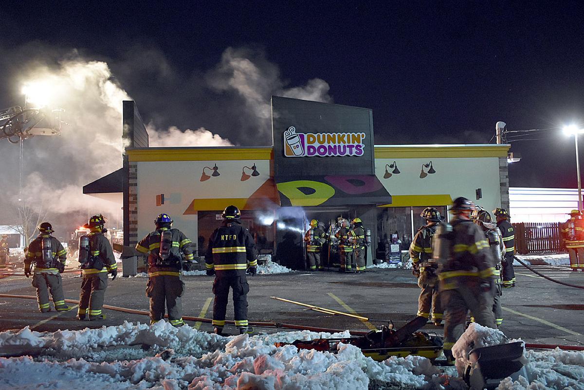 Nt Dunkin Donuts Damaged By Fire Crime Niagara