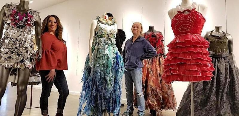 Local Upcycled Fashion Showcased For Earth Day Night And Day Niagara Gazette Com