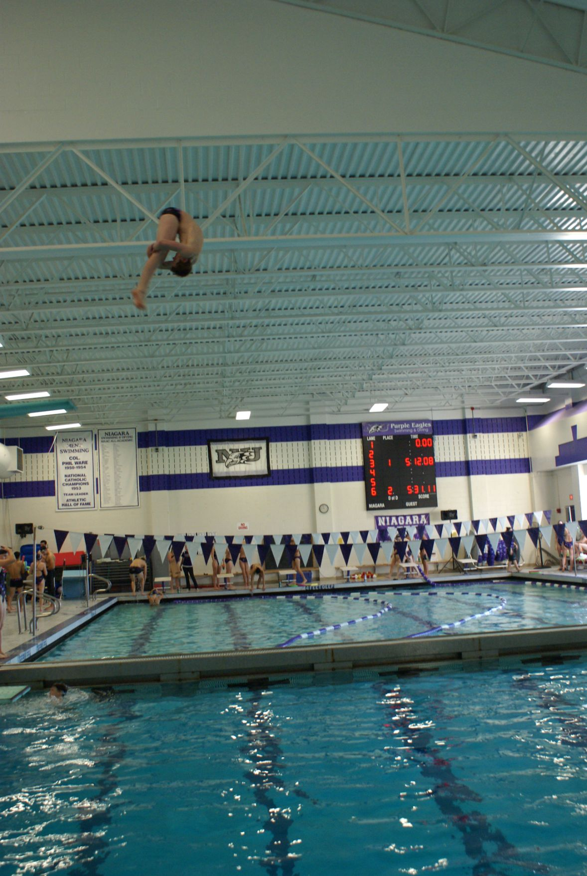 DIVING IN | Sports | niagara-gazette com