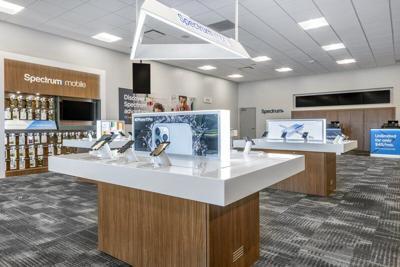 New Spectrum Store opens