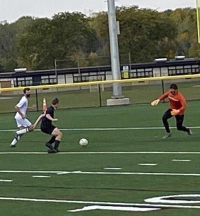 NW boys soccer downs Niagara Falls in home opener