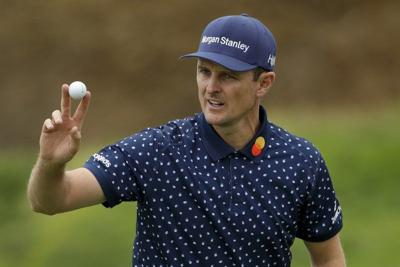Rose maintains early lead at US Open