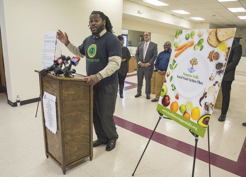 African Heritage Food Co-op owner discusses importance of facility