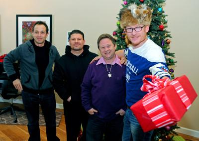 A Christmas Reunion.A Classic Reunion Ahead Of A Christmas Story Local News