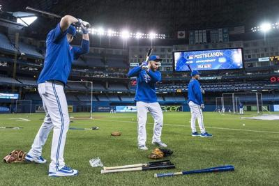 Blue Jays granted exemption to train in Toronto