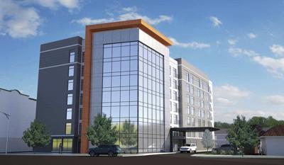 City development officials OK $250K grant for hotel