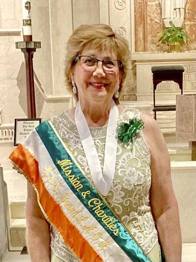 Local woman elected to state Ladies Hibernians board