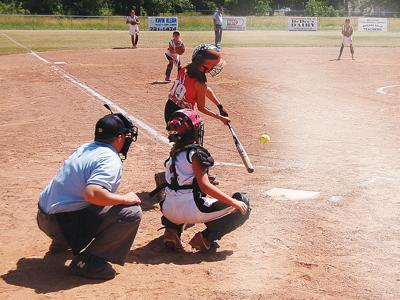 070624 Cayuga Softball - Sports