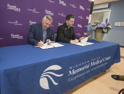 NU, NFMMC announce new nursing program