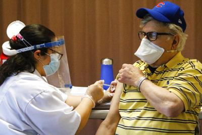 Virus Outbreak Indiana Vaccine