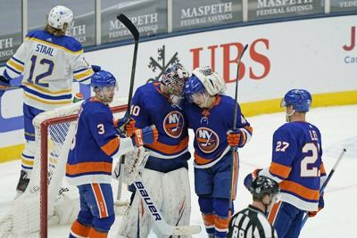 Pageau lifts New York Islanders over Buffalo Sabres