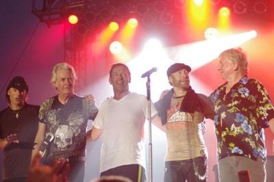 JENNINGS: Bad Company is back at Artpark
