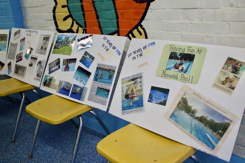 NT remembers true purpose behind Memorial Pool