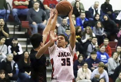Cutter leads deep Jacks over feisty Falcons