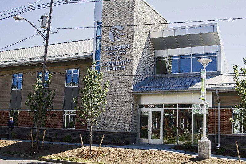 Memorial Medical Center dedicates Golisano Center