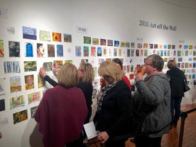 Art Off The Wall returns for fifth year