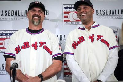 HOF inductions put on hold