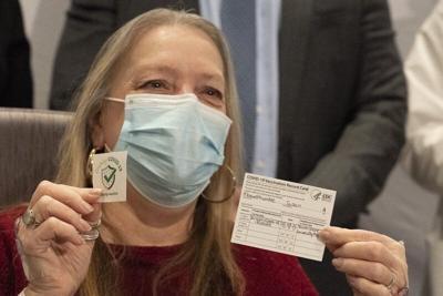 New York will loosen some virus restrictions on gatherings