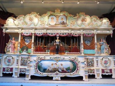 Band organs making a return toNiagara