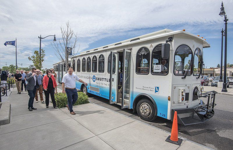 Discover Niagara Shuttle service extended through October