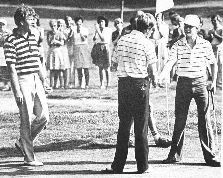 Porter Cup memories: NFCC's Slipko, Silver couldn't rattle Verplank in '83
