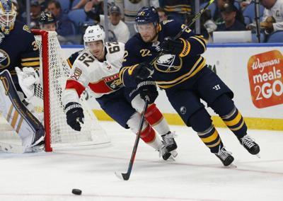 Mittelstadt seals Sabres'SO win over Panthers