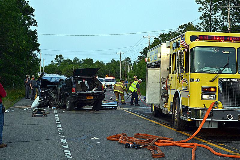 82 Year Old Falls Man Killed In Lewiston Crash Local News