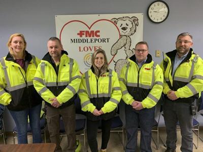 FMC Middleport plant celebrates workplace safety