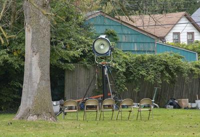 Local Little Leaguers lend a hand to 'Quiet Place' production