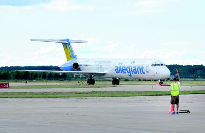Allegiant Expands At Airpoirt Local News Niagara
