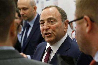 NHL's bottom line facing short-term blow