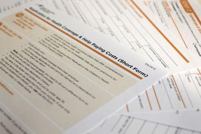 The Short Form For New Federal Affordable Care Act Lication In Washington