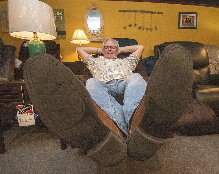 Scott Furniture for sale after 44 years