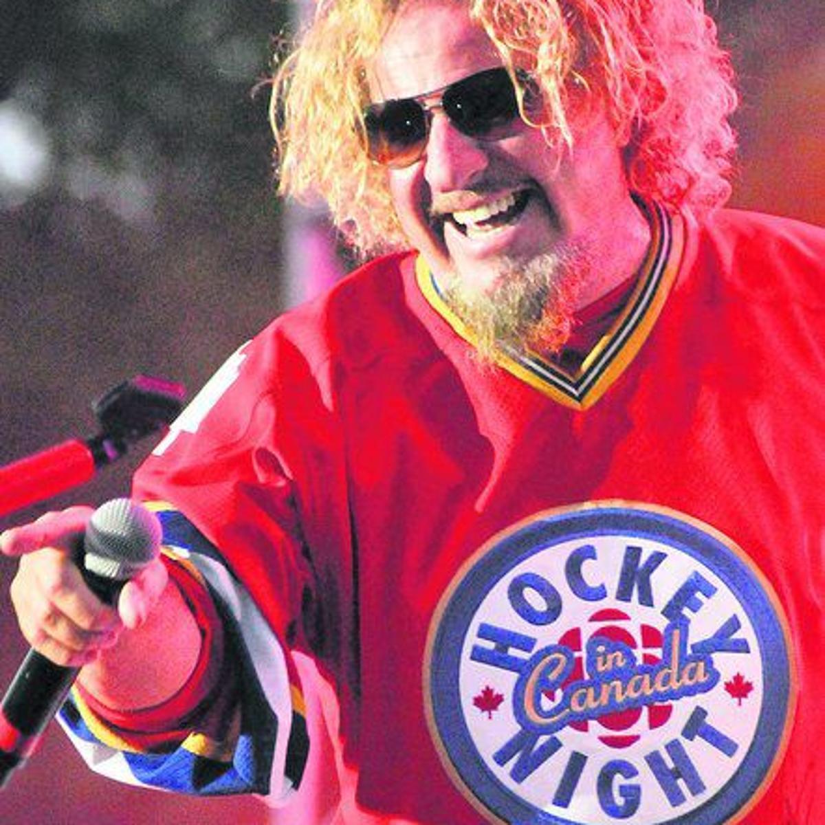 Jennings Sammy Hagar Foreigner Make For Rockin Tuesdays Night And Day Niagara Gazette Com