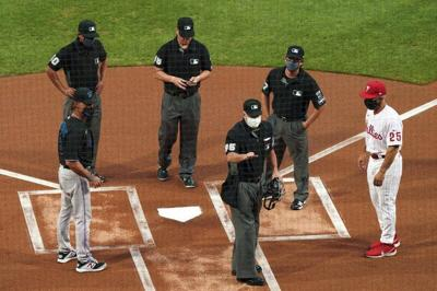 MLB suspends Marlins' season through weekend
