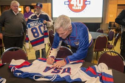 'Miracle' players celebrate 40th anniversary in Minnesota
