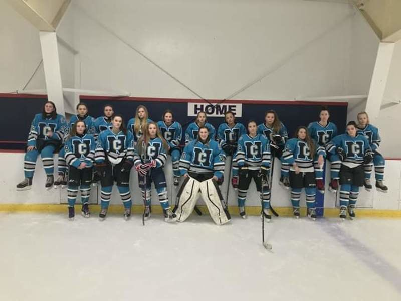 NY H.S.: Girls - Niagara County Fed Hockey Team Prepares For Season Debut