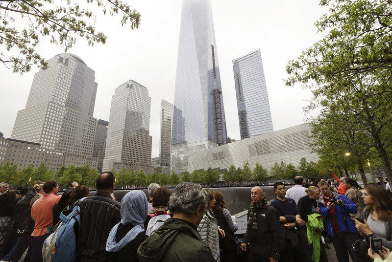 Falls pastor recounts responding to Sept. 11 attack in New York City