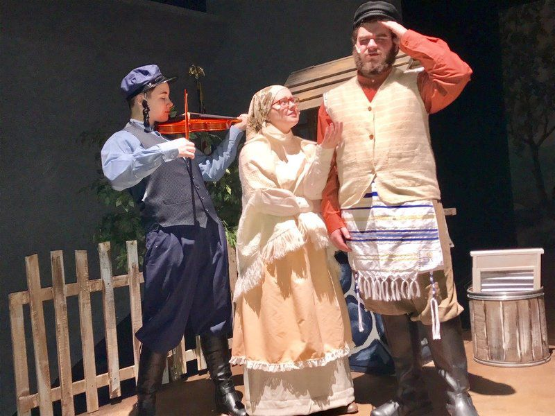 Fiddler On The Roof Hits The Stage Night And Day