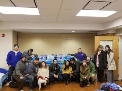 Tuscarora water drive seeking community's support