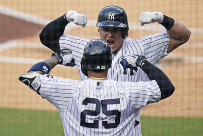 Voit, Torres homer as Yankees beat Rays to force Game 5