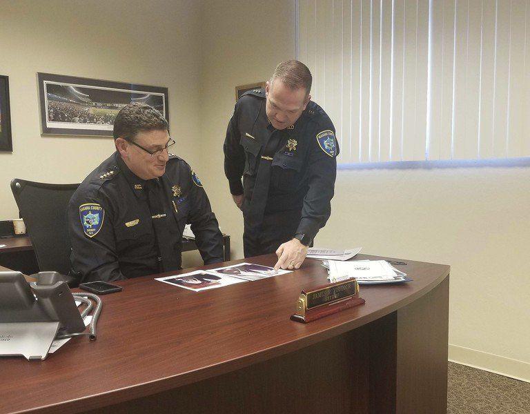 Niagara County Sheriff James Voutour ready to start next chapter