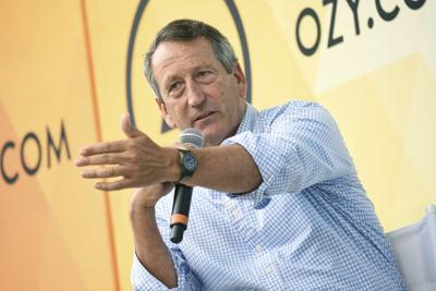 Sanford adds name to GOP long shots against Trump
