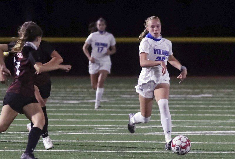 Defensively determined: Vikings, Falcons set to clash in NFL girls soccer final