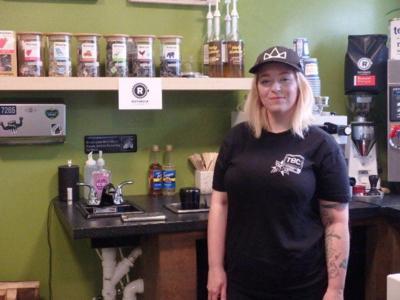 Vegan coffee comes to North Tonawanda