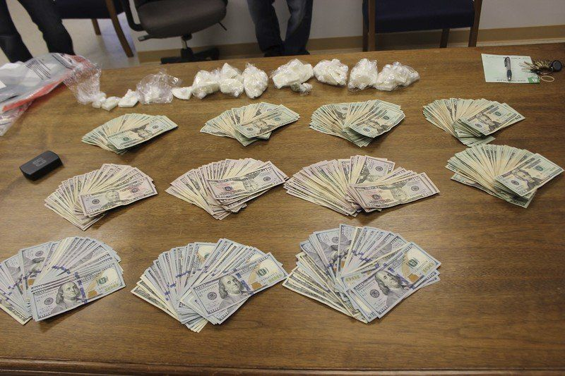Falls detectives catch 'upper-level' drug dealer with kilo ... Pound Of Crack
